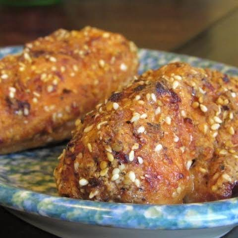 Baked Sesame Chicken Recipe