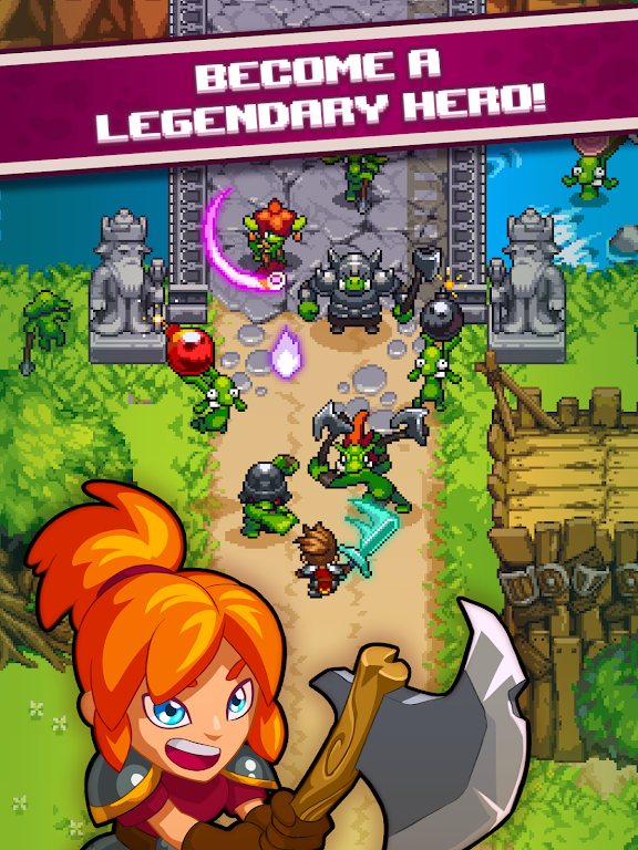 Dash Quest Heroes  poster 10