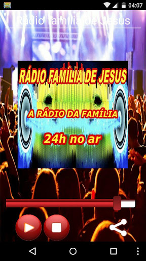 Rádio família de Jesus