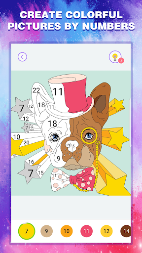 Happy Color By Number Screenshot