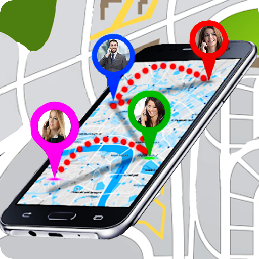 Mobile Tracker Number Locator - Find My Lost Phone