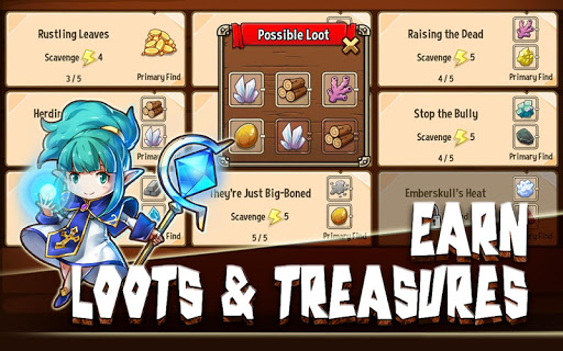 Crazy Defense Heroes: Tower Defense Strategy TD 1.9.9 screenshots 23