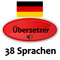 Free German translator icon