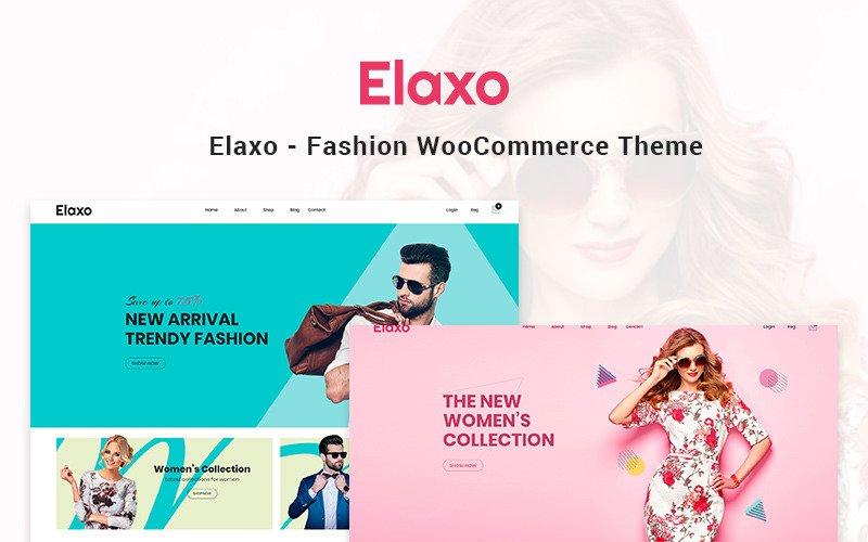 Fastest WooCommerce themes - Elaxo