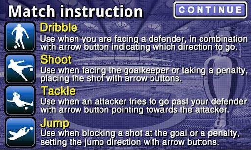 EURO 2012 Football/Soccer Game 1.0.5 screenshots 6