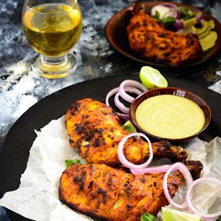 Tandoori Chicken in Air Fryer