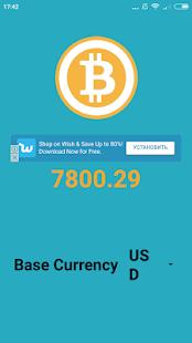 Bitcoin earn - náhled