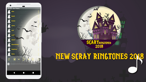 Scary Ringtones & Sounds 2018 &  Ghost mp3 ☠ image 1