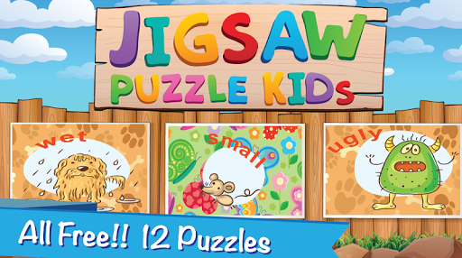 Kid Emotions Jigsaw Puzzles