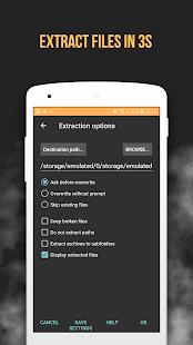 App RAR File Extractor And ZIP Opener, File Compressor APK for Windows Phone