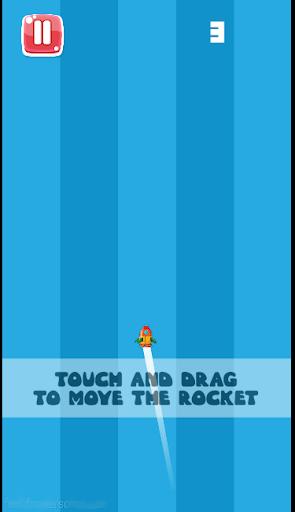 Up Tiny Rocket