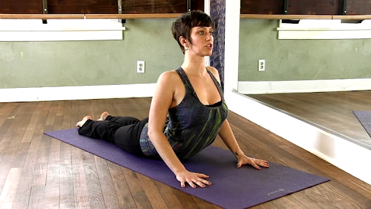 Back Stretches for Pain Relief screenshot 0