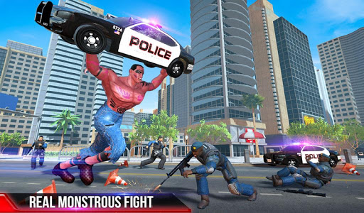 Incredible Monster: Superhero Prison Escape Games filehippodl screenshot 9