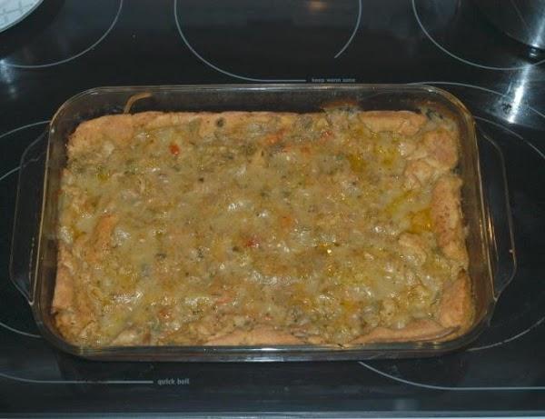 Chicken Pot Cobbler Recipe
