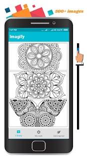 Imagify - náhled