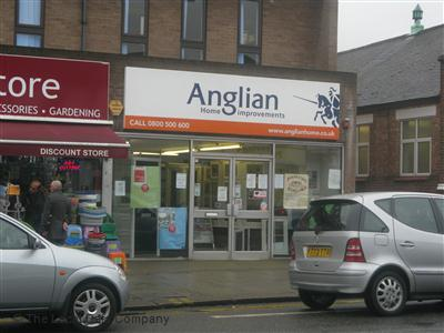 Anglian Home Improvements On Welling High Street Door Window Furniture In Welling Da16 1tj Kent