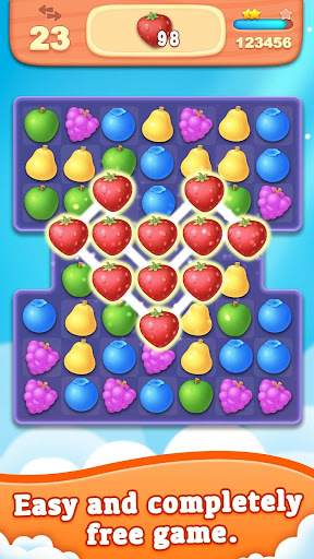 Splash adventure: fruits farm apktram screenshots 2