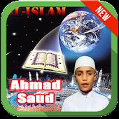 Quran MP3 - Ahmad Saud