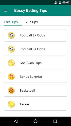 Bossy Betting Tips 1.0.8 screenshots 2