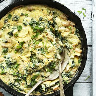 Kale & White Bean Artichoke Dip