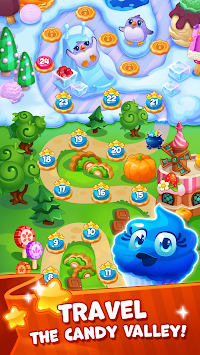 Candy Valley apk screenshot