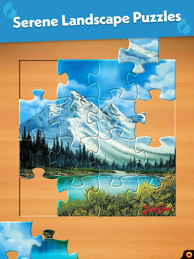 Jigsaw Puzzle: Create Pictures with Wood Pieces screenshot 14