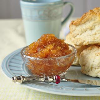 Roasted Pineapple Jam.
