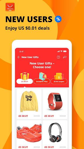 AliExpress - Smarter Shopping, Better Living Apk 1