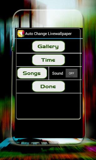 auto change wallpaper by reddy