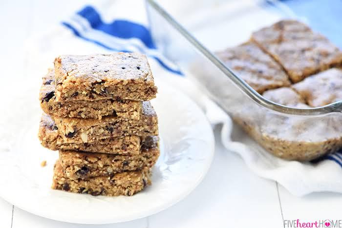 10 Best Peanut Butter Energy Bar Recipes