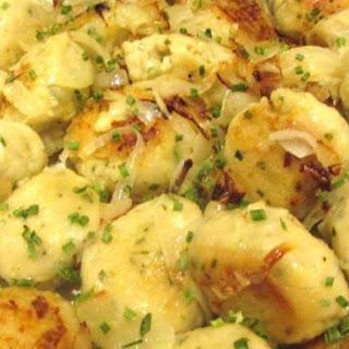 Boss Lady Debbie's Easy Potato Dumplings