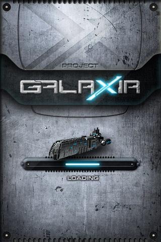 Project Galaxia screenshot 1