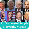 All Successful People Biography Videos icon