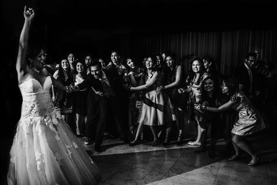 Wedding photographer Valery Garnica (focusmilebodas2). Photo of 30.10.2019