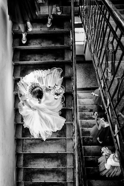 Wedding photographer Sabina Mladin (sabina). Photo of 23.04.2016