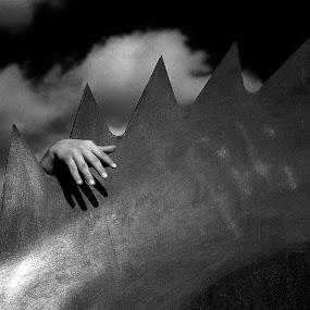 by Milos Krsmanovic - Black & White Objects & Still Life