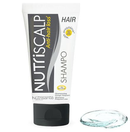 NutriScalp - Anti-Håravfall Schampo får håret växa snabbare