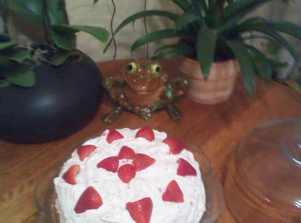 Easy Oh My Strawberry Cake Recipe