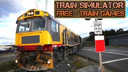 Train Simulator Free Train Games 1.0 screenshots 5