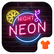 App Color Phone Theme - Neon Night APK for Windows Phone
