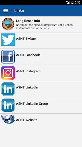 玩免費遊戲APP|下載ASNT Events app不用錢|硬是要APP