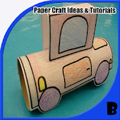 Paper Craft Ideas & Tutorials