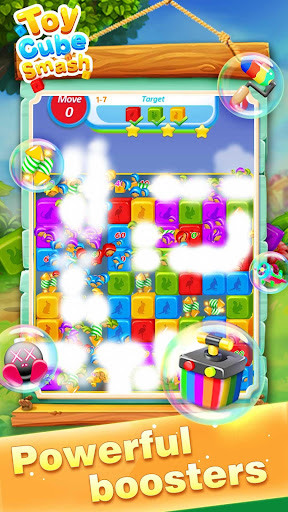 Toy Cube Smash: Attractive Cube Crush Puzzle Game 1.0.4 screenshots 3