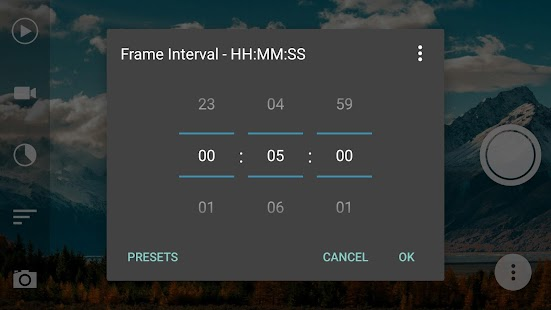 Framelapse Pro: Time Lapse (Archived Version) Screenshot
