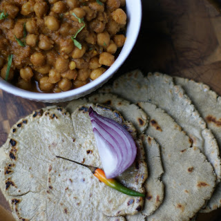 Punjabi Chickpea Curry