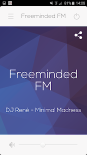 Freeminded FM- screenshot thumbnail