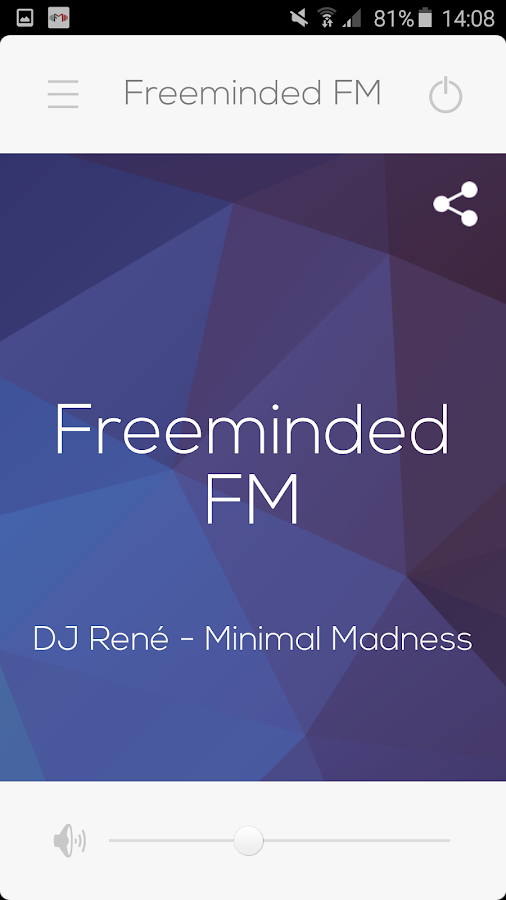 Freeminded FM- screenshot