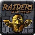 Raiders in my pocket icon