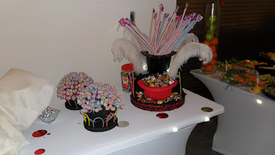 Photo: Original Candy Buffet Table for your Party by http://www.BestPartyPlanner.net