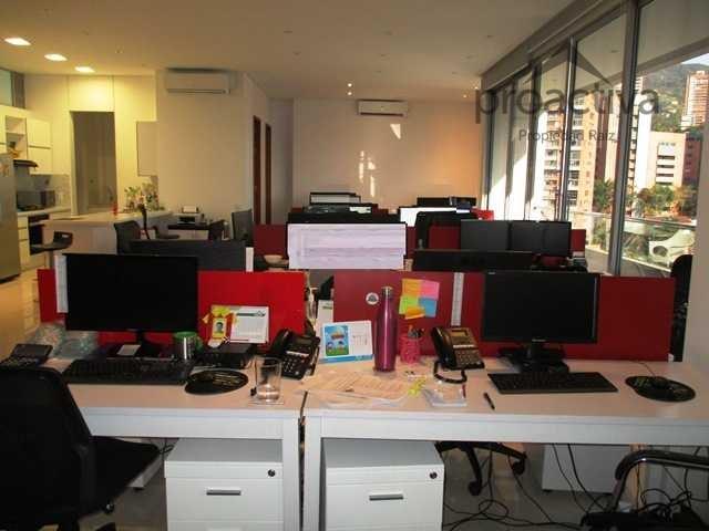 oficinas en arriendo poblado 497-7126